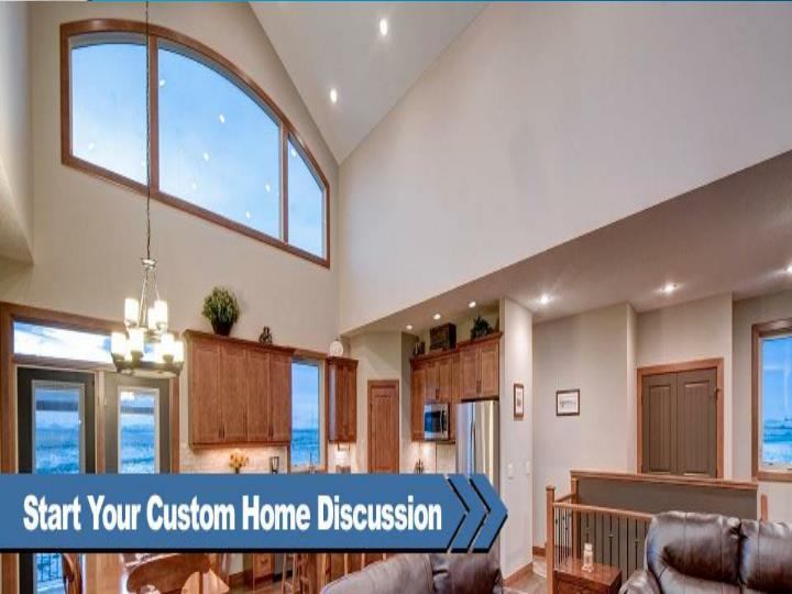 Luxury custom home builders calgary