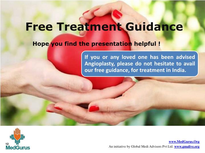 Free Treatment Guidance
