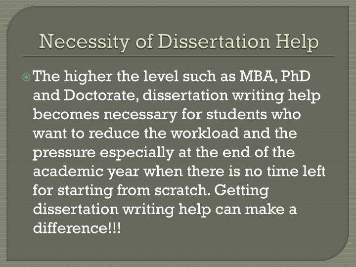 Dissertation writing nyc help