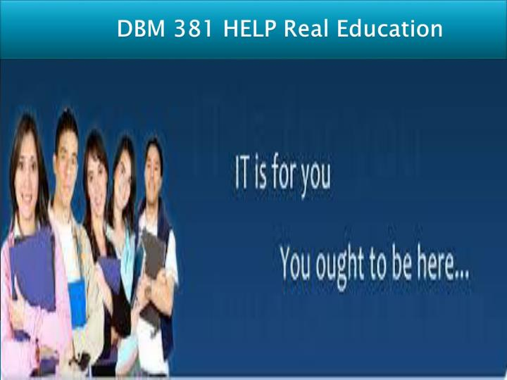 dbm 381 Snaptutorial is a online tutorial store we provides dbm 381 week 3 memo the level of normalization.