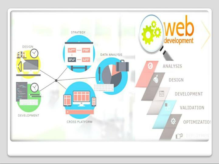 Mobile app and web application development