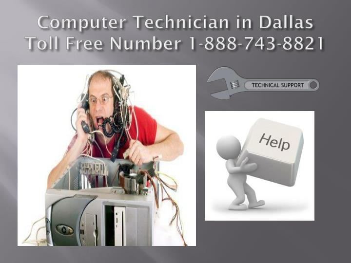 Computer Technician in Dallas