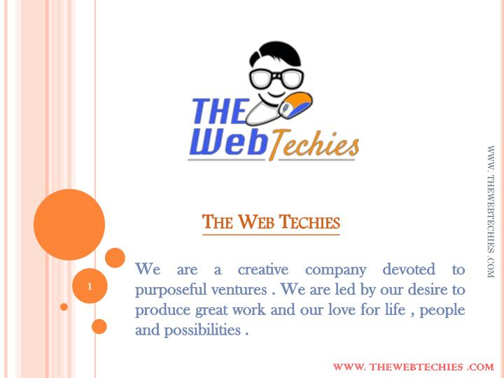 The web techies