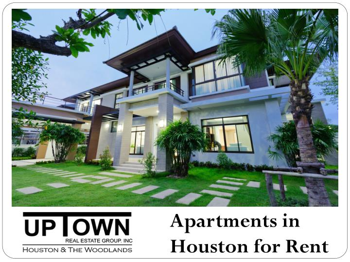 Apartments in Houston for