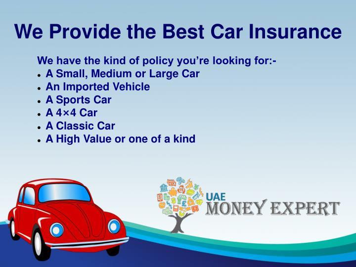 Ppt Cheap Car Insurance In Dubai Uaemoneyexpert