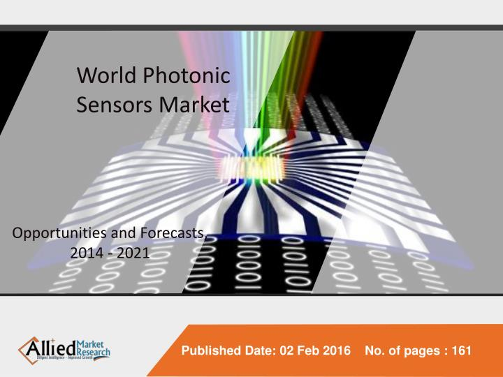 World Photonic Sensors Market