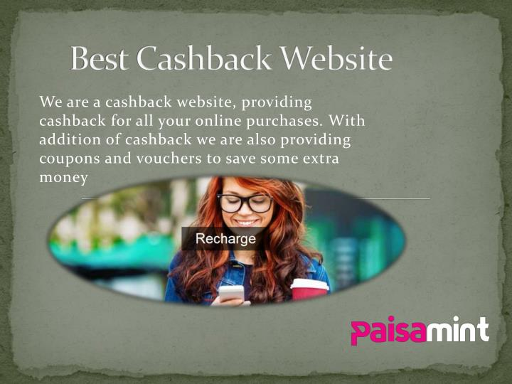Best Cashback Website