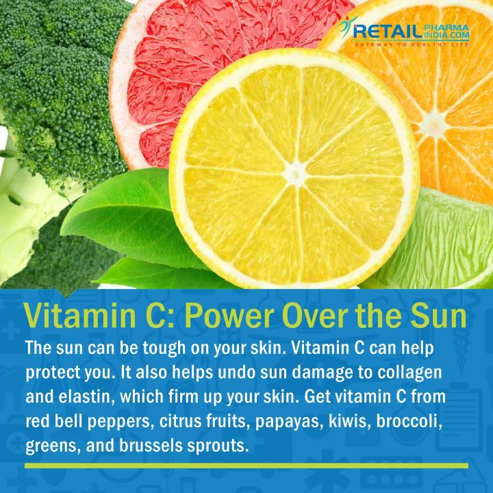 Vitamin C: Power Over the Sun