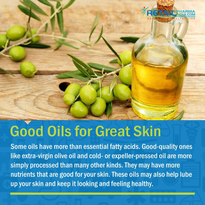 Good Oils for Great Skin