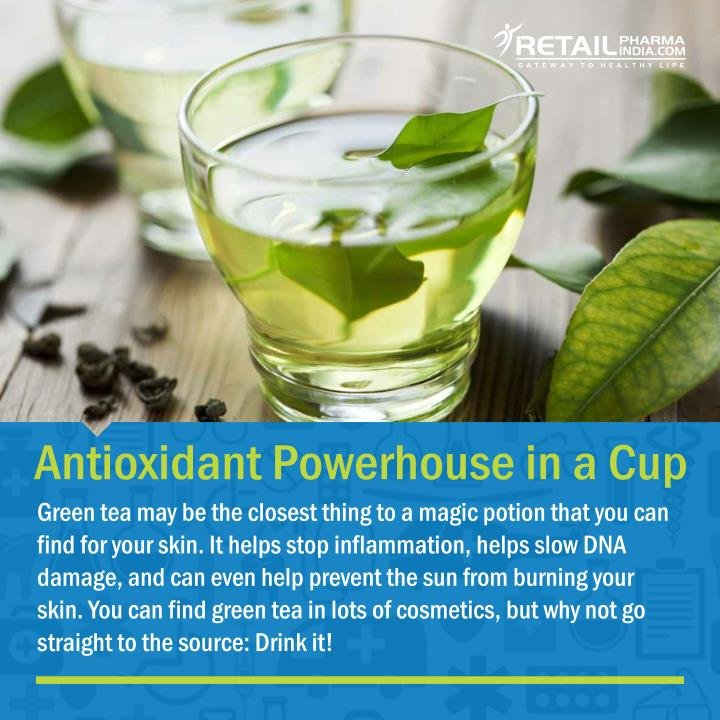 Antioxidant Powerhouse in a Cup