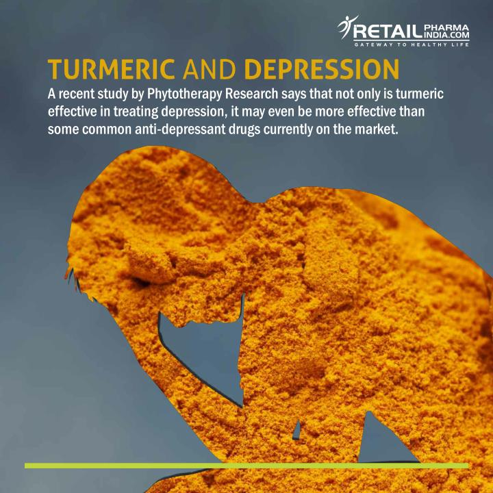 A recent study by Phytotherapy Research says that not only is turmeric