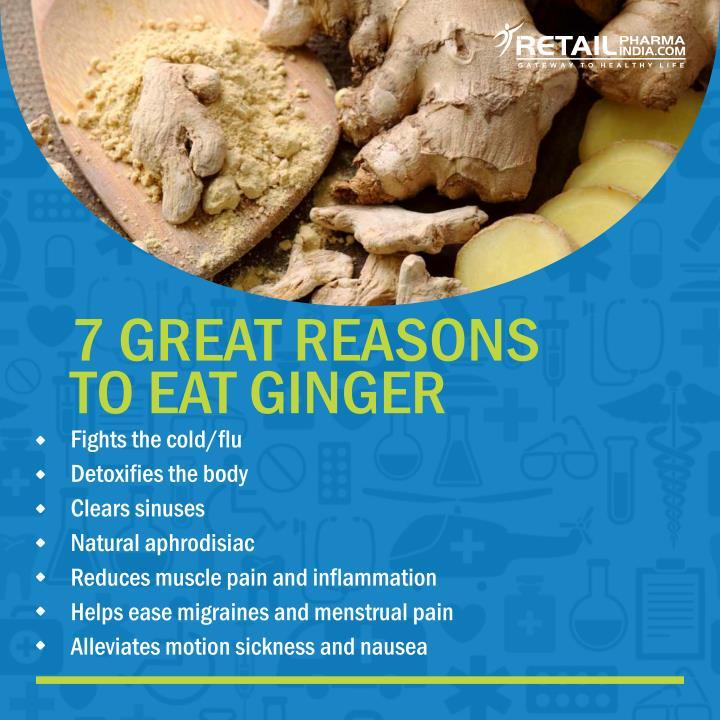 7 GREAT REASONS