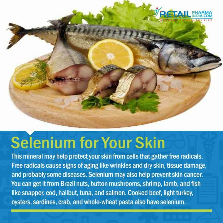 Selenium for Your Skin