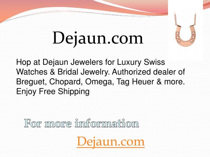 Dejaun.com