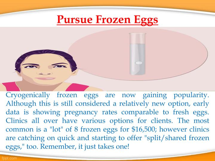 Pursue Frozen
