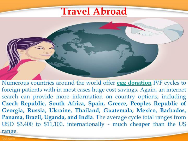 Travel Abroad