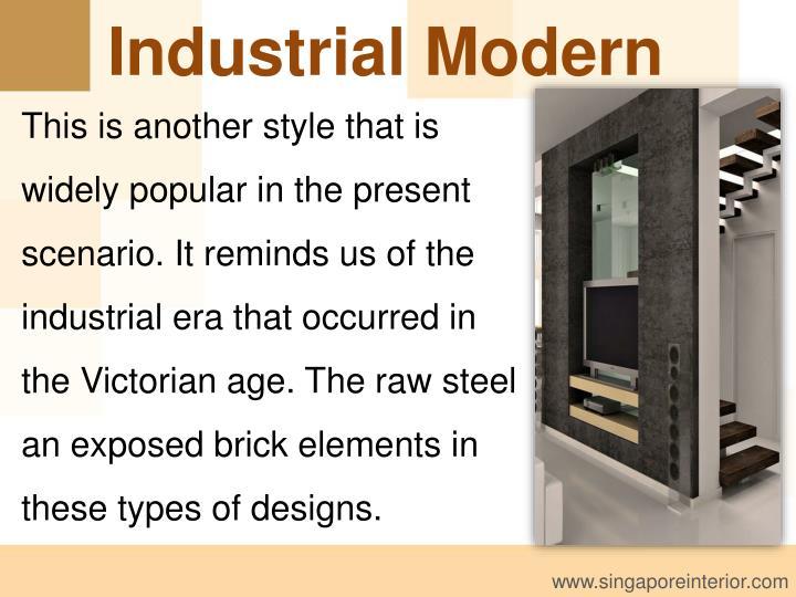 Industrial Modern