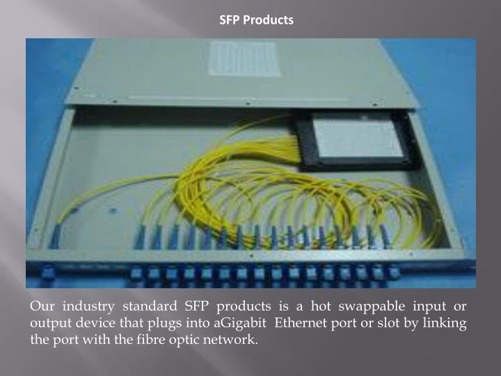 SFP Products