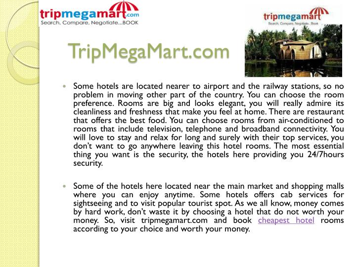 TripMegaMart.com