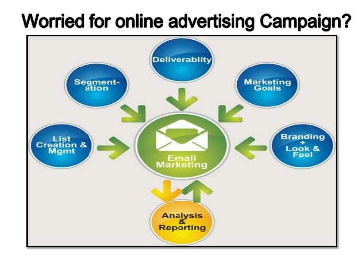 Worried for online advertising Campaign?