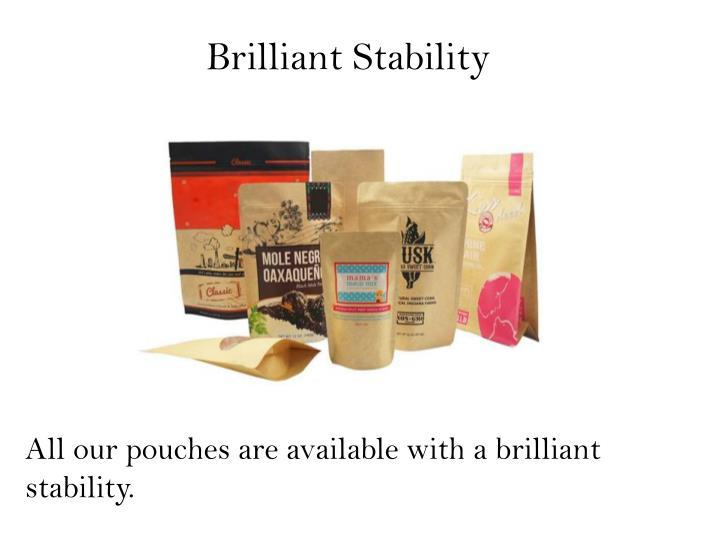 Brilliant Stability
