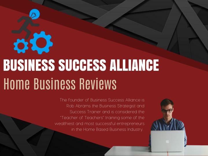 BUSINESS SUCCESS ALLIANCE