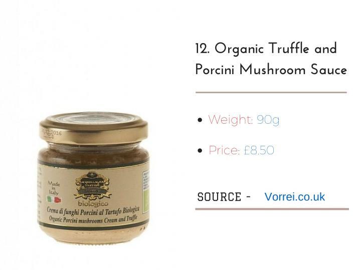 12.OrganicTruffleand