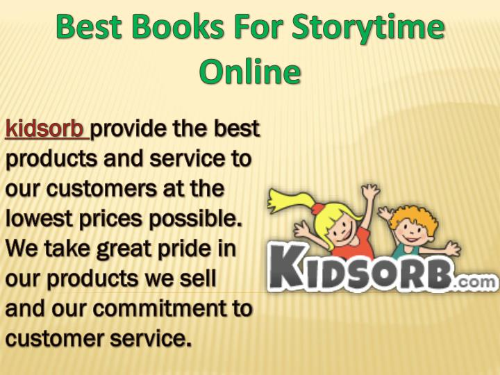 Best Books For Storytime Online