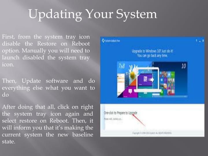 Updating Your System