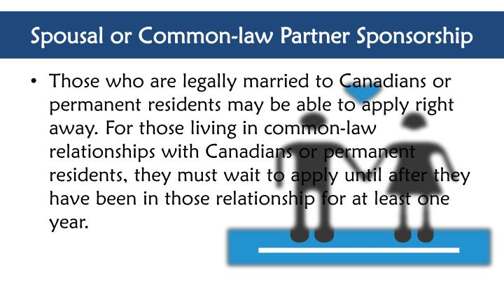 Spousal or Common-law Partner