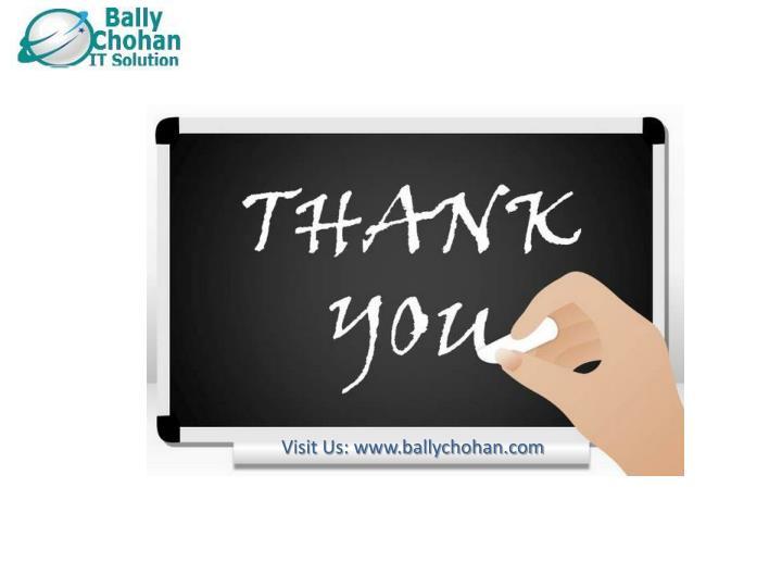 Visit Us: www.ballychohan.com