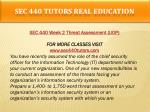 sec 440 tutors real education2