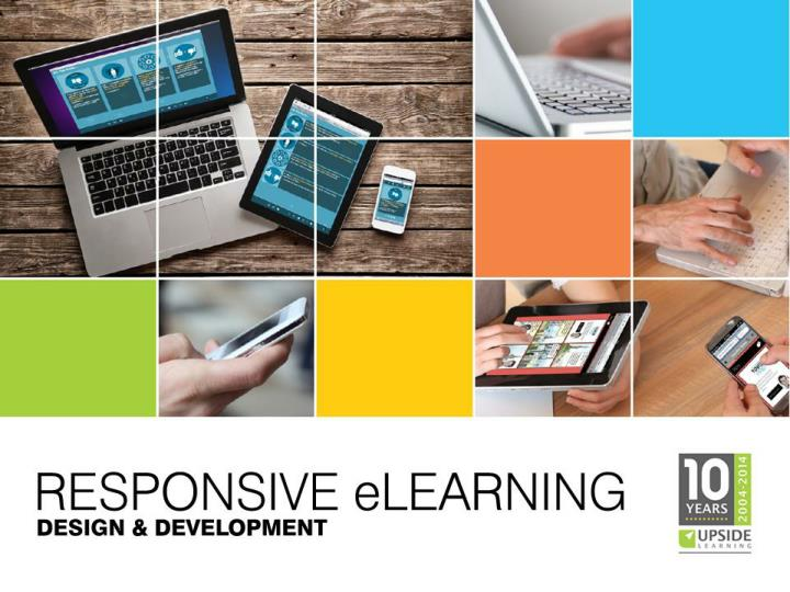 Responsive elearning an ebook by upside learning