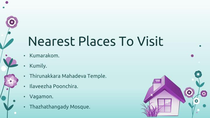 Nearest Places To Visit