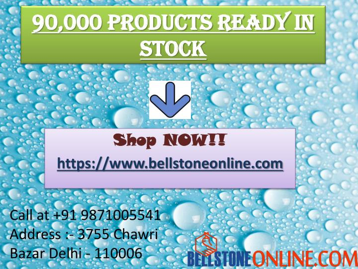 90,000 PRODUCTS READY in STOCK