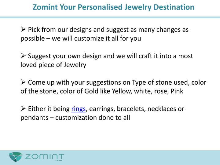 Zomint Your