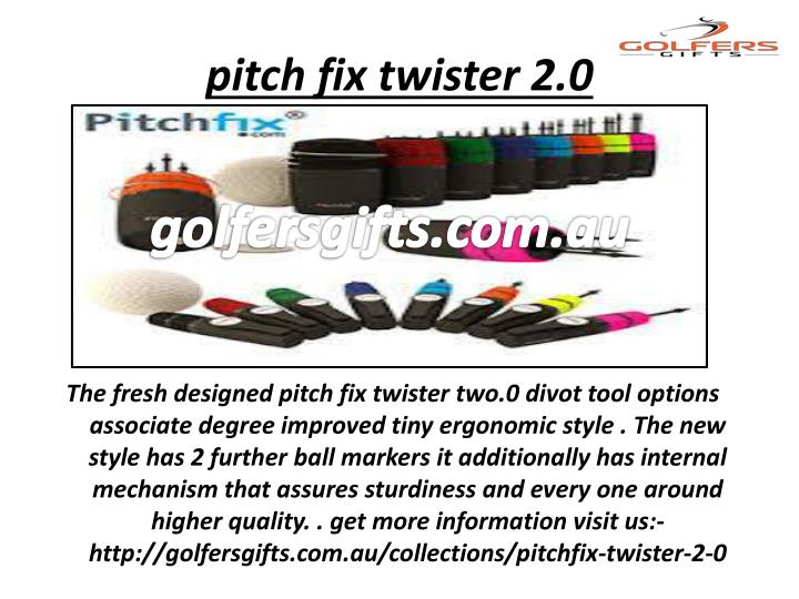 pitch fix twister 2.0