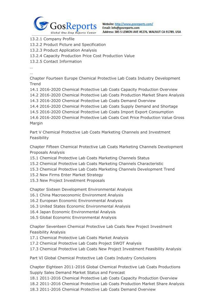 13.2.1 Company Profile