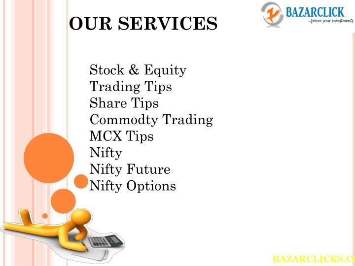 Stock & Equity