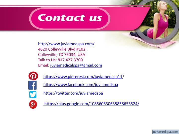 http://www.juviamedspa.com/