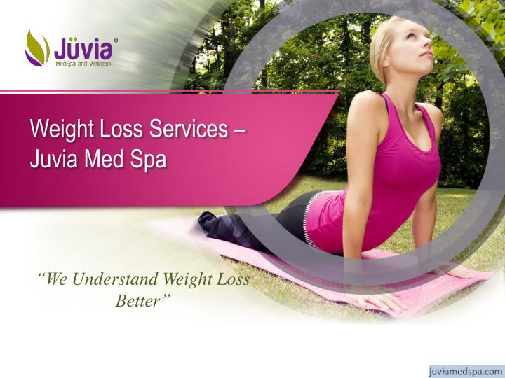 Weight Loss Services –