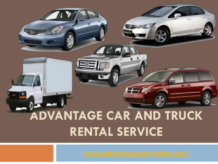 Advantage Car & Truck Rentals offers truck and car rentals in Toronto and in the Greater Toronto Area. Our discount car rental Toronto services are available at several locations throughout the Title: Car & Truck Rentals at .