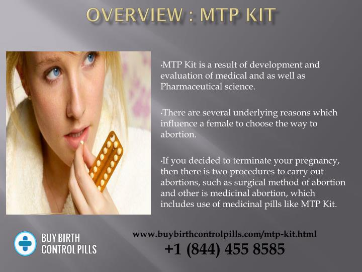 Overview mtp kit