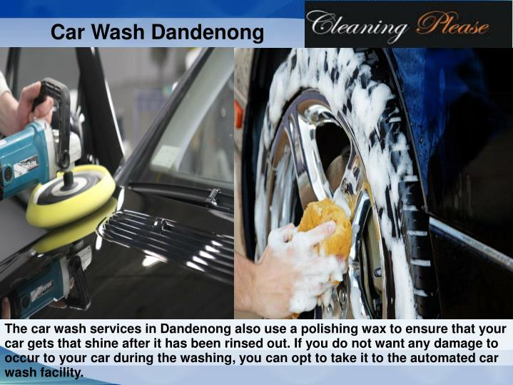 Car Wash Dandenong