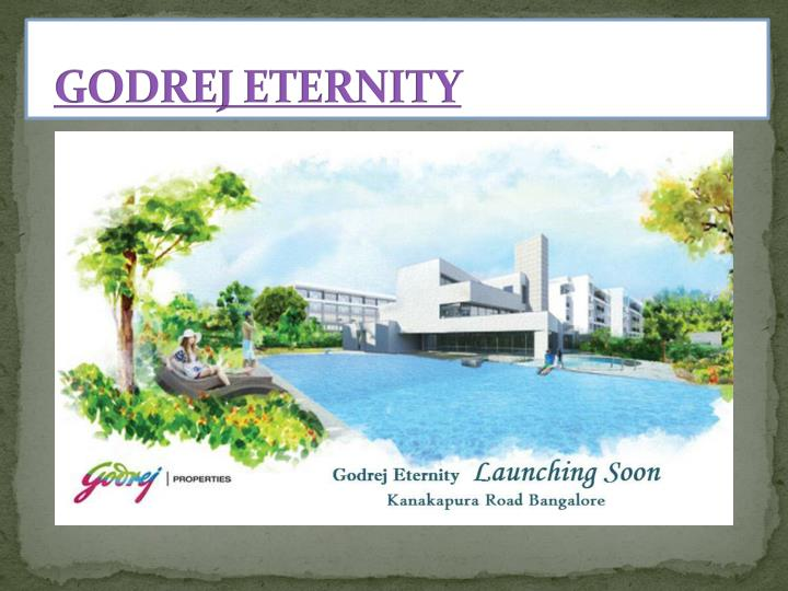 Godrej eternity