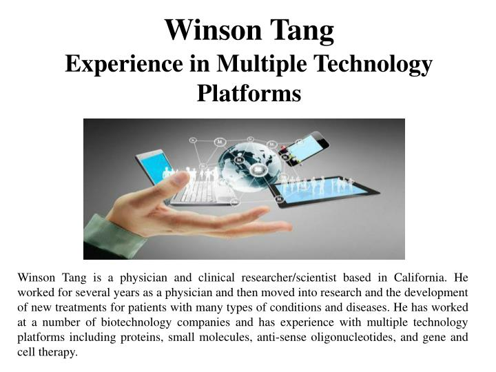 Winson Tang