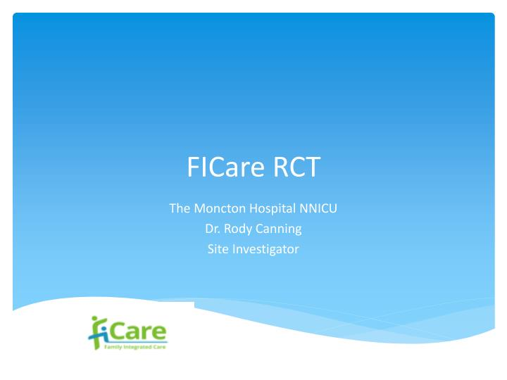 Ficare rct