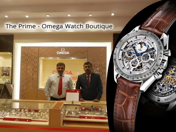 Why prime is the 1 omega watch retailer in india