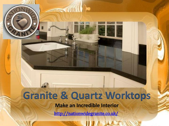 Granite & Quartz Worktops