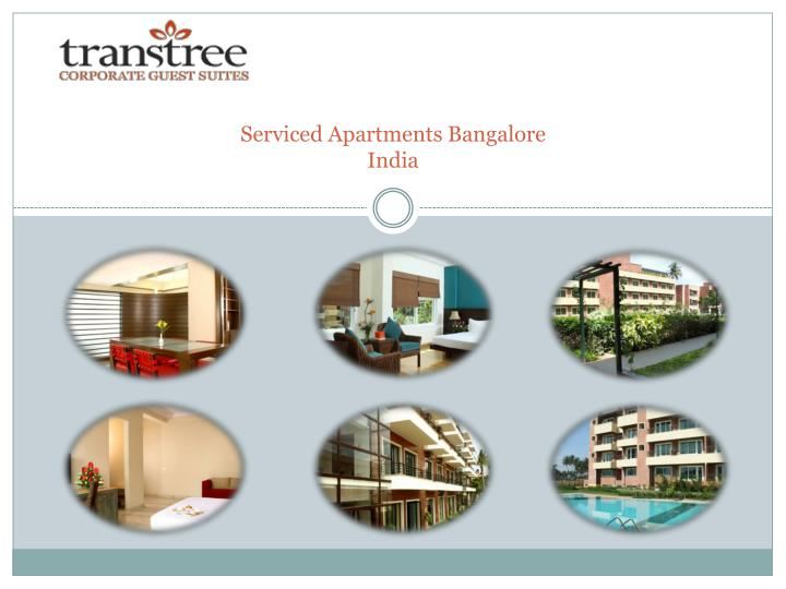 Serviced apartments bangalore india